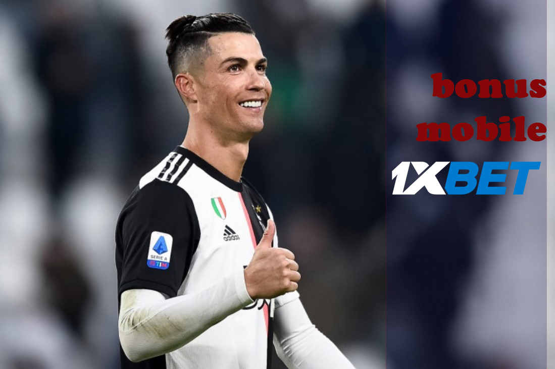 Tutti i bonus mobile su 1xBet paris sport football